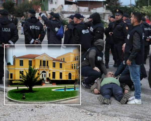 Tirana under Terror, but US Embassy shares the video on its imaginary anti-corruption successes…