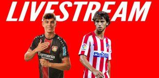 Bayer Leverkusen VS Atl. Madrid LIVE