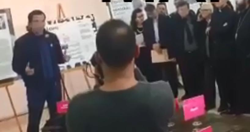 """""""Ke varur kriminelët në Bulevard"""", Veliaj pritet me protestë (VIDEO)"""