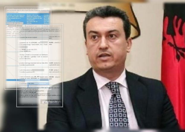 """Vetingu/ Prokurori Anton Martini përdori """"kredinë si i pastrehë"""" për investim në Bono Thesari (Dokumentat)"""