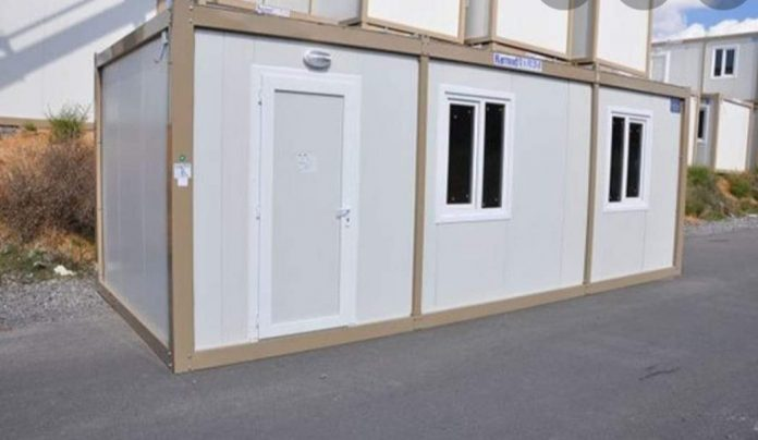 Two portable earthquake-prone homes / The Doctor joins Alliance for Theater Protection initiative