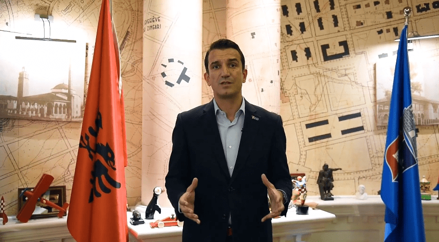 "The Mayor of Tirana, Erion Veliaj in the file of ""Ndragheta"""
