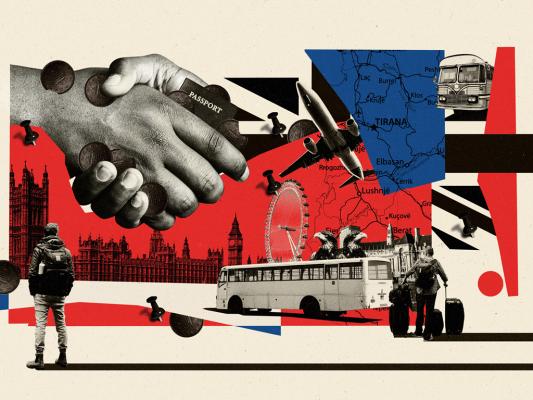 Ju flet Londra: Shqiptarët numërojnë kostot e jetës ilegale në Mbretërinë e Bashkuar