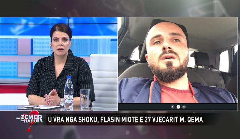 Vrasja në Tiranë, dëshmia e shokut të viktimës: Do ishte gjallë, mjekët e QSUT s'e prekën me dorë
